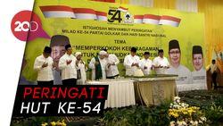 Golkar Gelar Istigasah Bersama 1.250 Anak Yatim