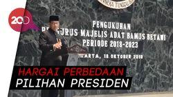 Jelang Pilpres 2019, Anies Minta Bamus Betawi Rileks
