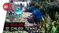 Ngerinya Pemilu di Negara Konflik, Caleg Tewas Dibom