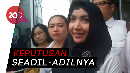 Roro Fitria Siap Dengarkan Vonis Majelis Hakim