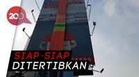 135 Reklame di Jakarta Melanggar Aturan