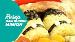 Resep Nasi Kuning Minion