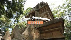 Candi Cangkuang, Jejak Kebudayaan Hindu di Jawa Barat
