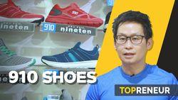 Dari Sepatu Lari, Hartono Hasilkan Ratusan Juta