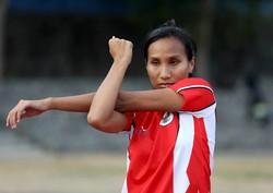 Lari Sebelah Mata, Arianti Sprinter Andalan Indonesia