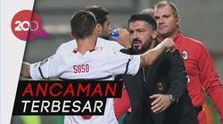 Bukan Higuain, Inter Harus Redam Suso Melawan Milan