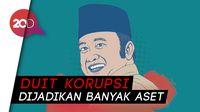 Bupati Lampung Selatan jadi Tersangka Pencucian Uang