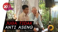 Hashim ke Media Asing, Prabowo Tidak Anti-Asing