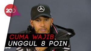 Lewis Hamilton Bisa Kunci Gelar Juara Pekan Ini