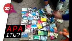 Mencengangkan! Barang-barang Ini Sumbat Got di Filipina