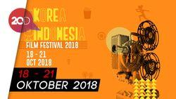 Nonton Film Korea dan Indonesia di Korea Indonesia Film Festival 2018