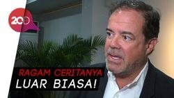 Produser Hollywood The Hobbit Puji Cerita Film Indonesia