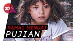 Tegarnya Jihan, Bocah Korban Gempa Sulteng yang Enggan Menangis