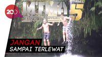 Tonton My Trip My Adventure 'Pacu Jawi' dan Eksotisme Sumbar