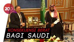 Trump Akhirnya Yakin Jamal Khashoggi Telah Tewas