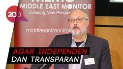 Turki Diminta Libatkan PBB dalam Kasus Khashoggi