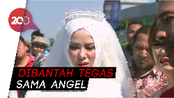 Vicky Ingin Rujuk karena Angel Lelga Hamil Satu Bulan?
