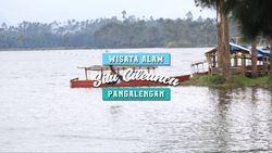 Situ Cileunca, Wisata Alam Murah Meriah di Kabupaten Bandung