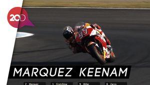 Dovizioso Start Terdepan di MotoGP Jepang