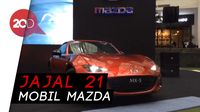 Mazda All New CX-9 dan MX-5 Mejeng di Mazda Power Drive 2018