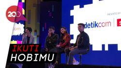 Tips Bikin Medsos Menarik ala Jessica Mila di d'Youthizen