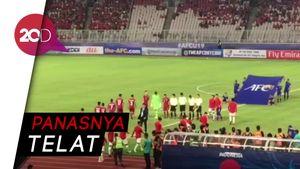 Hujan Gol, Indonesia Kalah Dramatis dari Qatar 5-6