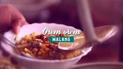 Orem-orem, Makanan Khas Kota Malang yang Kaya Rasa