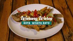 Menjajal Variasi Menu Gurame di Malang