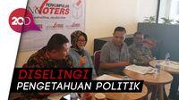 LIPI: Hiburan dalam Kampanye Bisa Menggaet Swing Voters