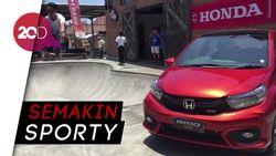 Honda Brio Sudah Naik Kelas