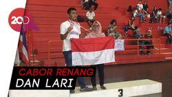 Indonesia Bawa Pulang Medali di ASEAN Autism Games 2018
