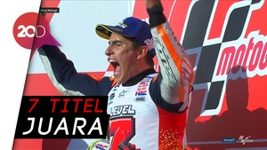 Level 7 Marc Marquez