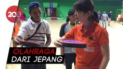 Olahraga Dodge-bee Hadir di ASEAN Autism Games 2018