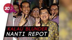 Jokowi Jangan Banyak Omong Biar Bisa 2 Periode