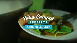 Tahu Campur Surabaya yang Melegenda