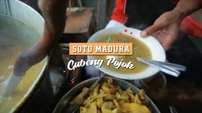 Soto Madura yang Wajib Dicoba Saat Berkunjung ke Surabaya