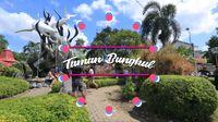 Taman Bungkul, Destinasi Ciamik di Tengah Kota Surabaya