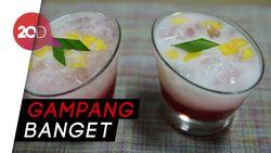 Resep Minuman khas Thailand Tub Tim Grob