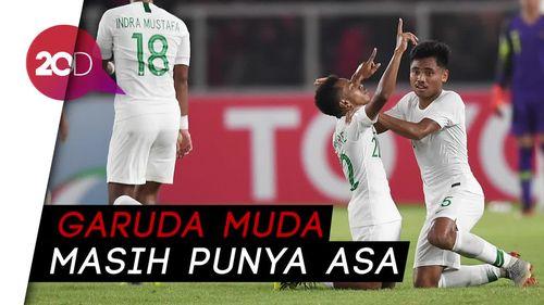 Indonesia Bisa Lolos Perempatfinal Piala Asia, Ini Syaratnya