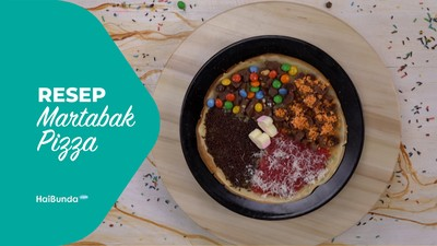 Resep Martabak Pizza