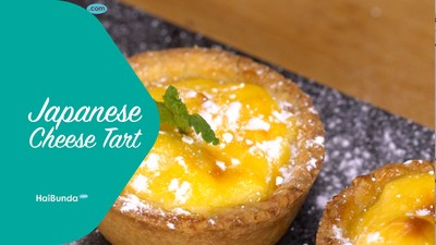 Japanese Cheese Tart