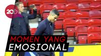 Nostalgia Ronaldo Kembali ke Old Trafford