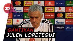 Berminat Balik ke Real Madrid, Mourinho?