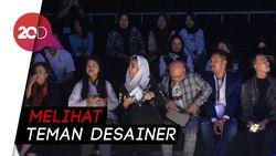 Kahiyang Ayu dan Nur Asia Hadiri JFW 2019