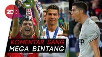 Lebih Baik Real Madrid atau Juventus, Ronaldo?