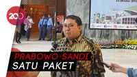 PKS Fokus Kampanyekan Sandi, Fadli: Itu Masalah Teknis