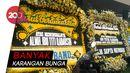 Suasana di Rumah Duka Titi Qadarsih Jelang Pemakaman