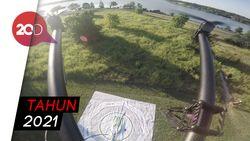 Wow! Bakal Ada Layanan Food Delivery via Drone di Amerika