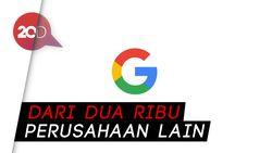 Google Jadi Perusahaan Terbaik Versi Majalah Forbes