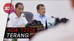 Jokowi Singgung Neraca Dagang RI Defisit di TEI 2018